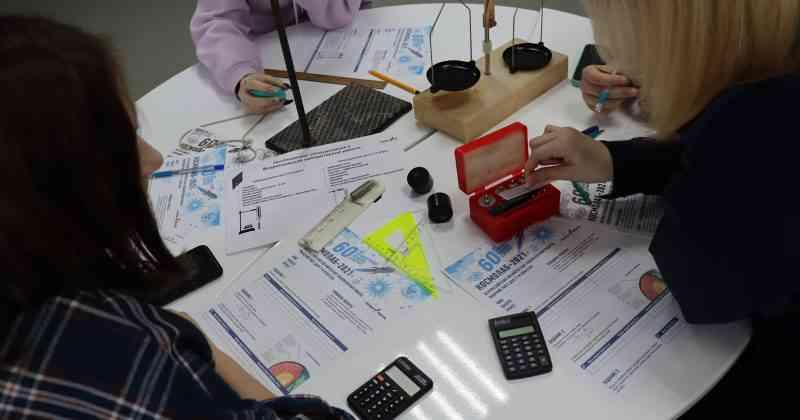 «Точки роста» Тамбовской области присоединились к участию во Всероссийской космической лабораторной работе «Космолаб — 2021»